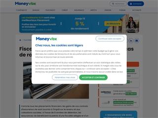 MoneyVox : Fiscalité de l'Assurance Vie