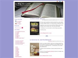 Le Blog des Livres
