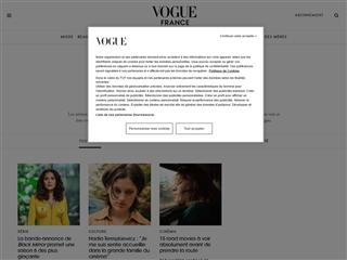 Vogue : Culture
