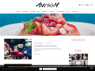 Ann' Som : Food