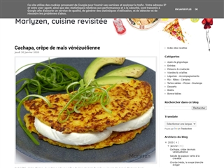 Marlyzen, cuisine revisitée