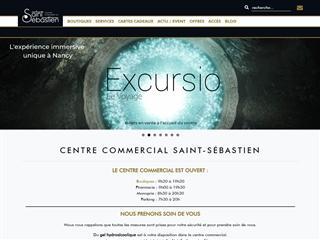 Centre commercial Saint Sébastien (Nancy)