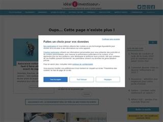 Idéal Investisseur : Politique