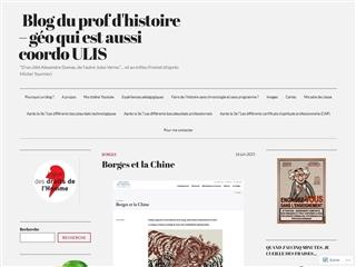 Blog Histoire-Géo de Pierrick Auger