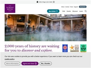 Bains romains de Bath
