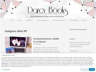 Darcy Books : Côté Films et Séries TV
