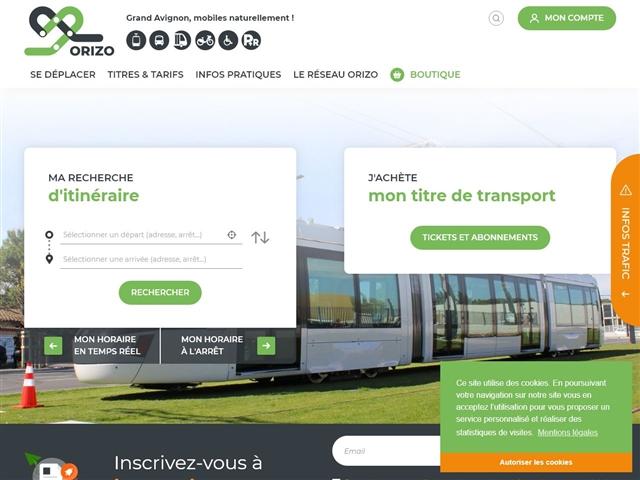 Avignon : TCRA