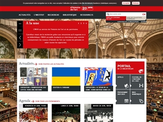 Institut national d'histoire de l'art (INHA)