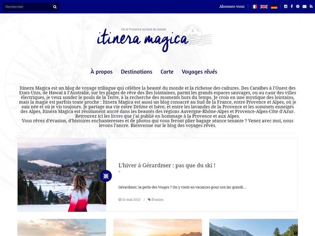 Itinera Magica