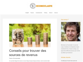 Econoclaste.org : Blog