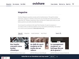 OuiShare : Magazine