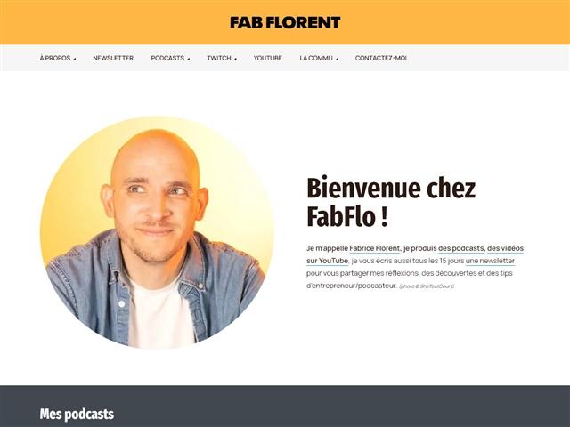 Le Blog de Fabrice Florent
