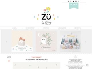 Zü, le Blog