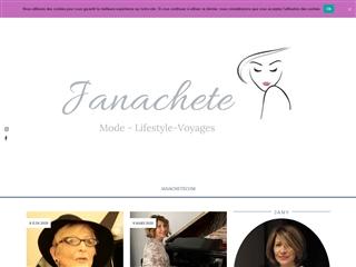 Janachète : Voyage
