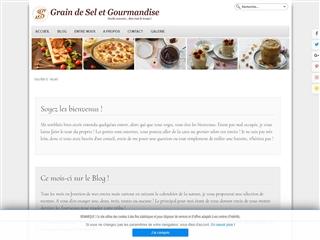 Grain de Sel et Gourmandise