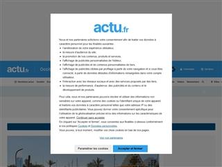 Actu.fr : Occitanie