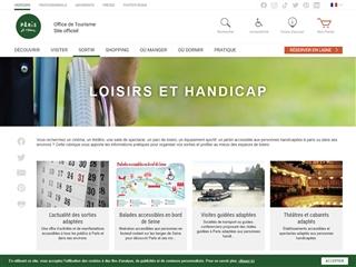 Paris Info : Tourisme et Handicap
