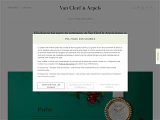 Van Cleef & Arpels : Horlogerie