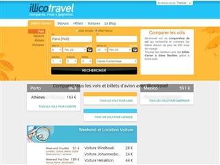 IllicoTravel