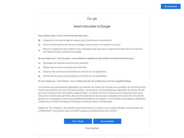 Google : Traduction