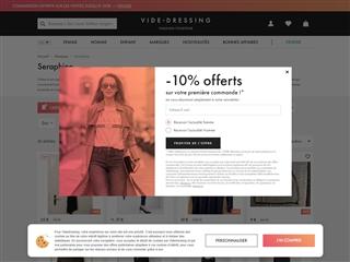 Videdressing.com : Séraphine