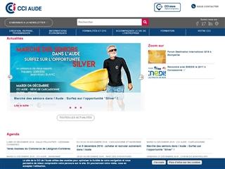Chambres de commerce et d 39 industrie du languedoc roussillon for Chambre de commerce de montpellier