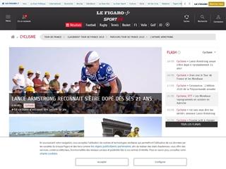 Sport24 : Cyclisme