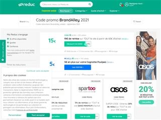 Ma-reduc.com : Brandalley