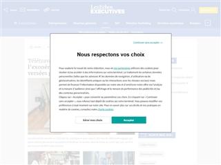 Les Echos : Ressources humaines