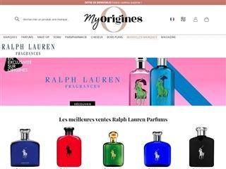 Origines Parfums : Ralph Lauren