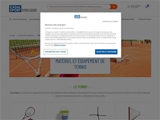 Casal Sport : Tennis