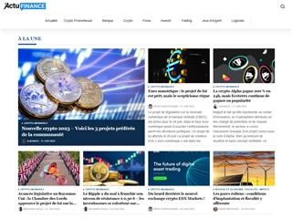 Actu Finance
