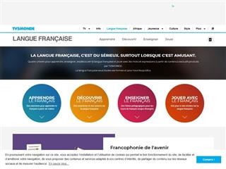 TV5 : Langue française