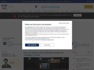 Le Figaro : International