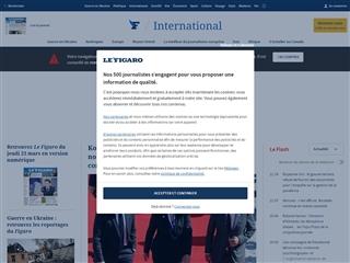Le Figaro : International