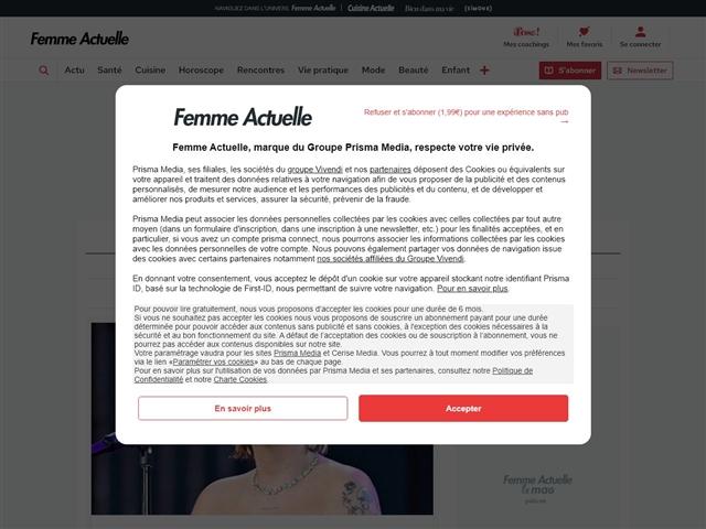 Femme Actuelle : Mode