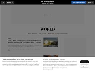 Washington Post : World