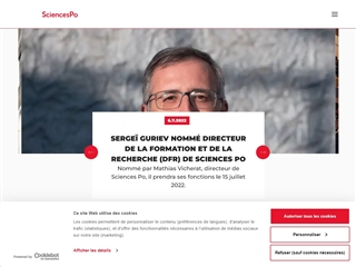 Sciences Po Paris