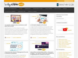 Cible Web : Blog