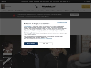 Le Figaro Madame : People