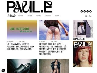 Paulette : Mode