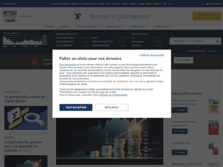 Le Figaro : Bourse