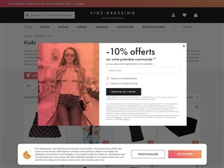 Videdressing.com : Kiabi