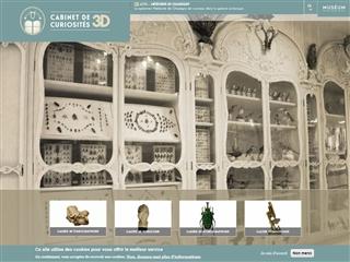 Cabinet de Curiosités 3D