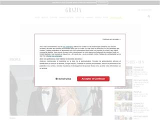 Grazia : People