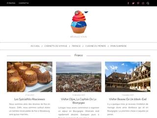 Voyageurs Gourmands : France