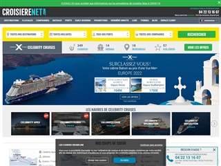 Croisière Net : Celebrity Cruises