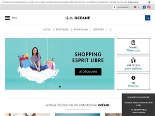Centre commercial Océane