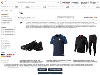 Cdiscount : Nike