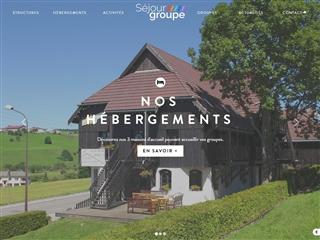 Séjour Groupe